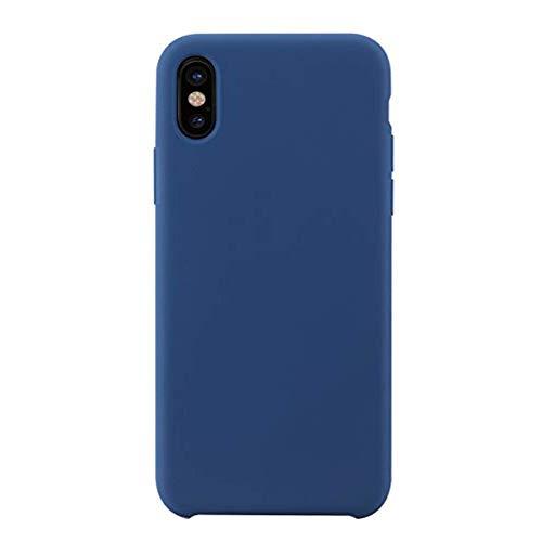 Caler Hülle Kompatibel mit Huawei P Smart/Enjoy 7S/Honor 9 Lite/Nova Lite Hülle | Wie das Original nur Besser | Mattierte TPU Ultra-Dünne Stylische Handyhülle Schutzhülle Bumper Case Silikon Schutz