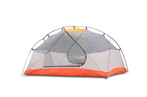 Star Home Light bemalt Zelt Automatische Zelte Rucksackreisen Zelt Outdoor Camping Wandern Zelten für 2~ 3Personen Sun Shelter leicht Strand Zelte Sonne Schatten Zelte Familie Zelt Automatische Zelte Größe: 215* 131* 110cm, weiß Alpen Bergsteigen Zelt 2