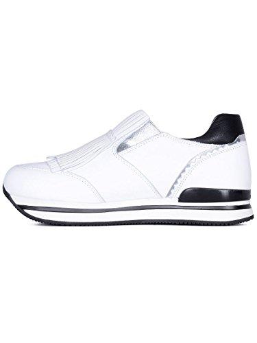 Hogan , Damen Gymnastikschuhe weiß Bianco Bianco