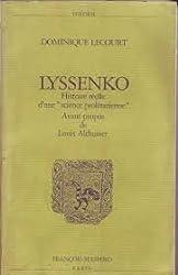 Lyssenko : histoire réelle d'une