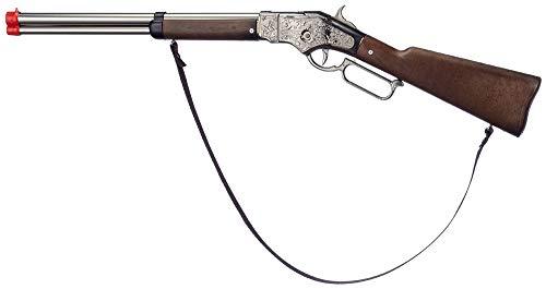Gonher 99/0 Gewehr Winchester zum Cowboy Kostüm - Cowboy und Indianer Wilder Westen Spielzeug-Waffe Karneval Mottoparty ()