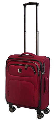 TITAN NONSTOP 4 Rad Trolley S, 382406-10 Koffer, 55 cm, 39 L, Red