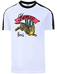 Amazon.fr   Kenzo - T-shirts, polos et chemises   Homme   Vêtements 191ee45abf6