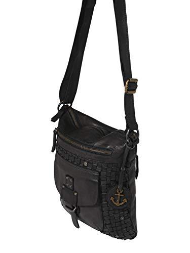 Harbour2nd Accessoires Taschen Aurora - Handtasche B3.4783-DARKASH schwarz 280658