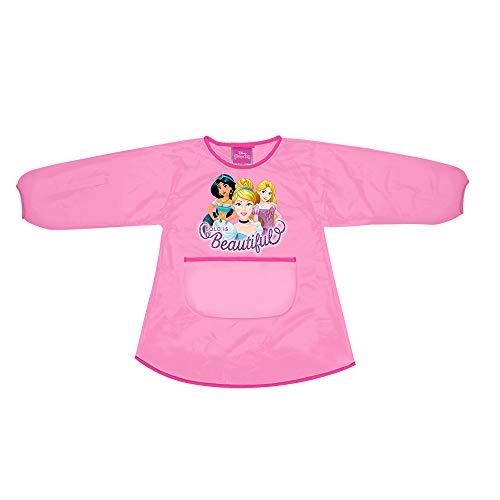 PERLETTI Delantal Infantil Princesas Disney   Bata