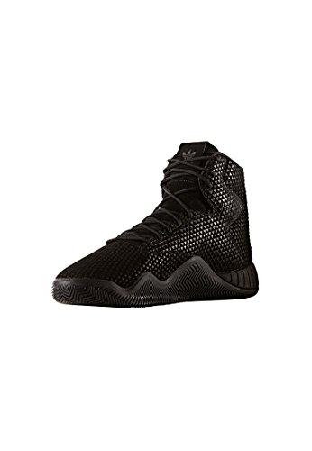 Adidas Originals S80082 Tubular Instinct Black Black Off White grigio nero beige