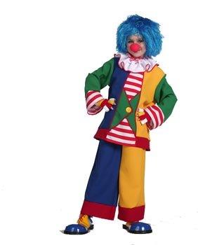 Kinder-Kostüm Clown, Gr. (Dumm Halloween Kinder Kostüme)