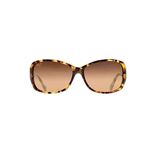 NEW Genuine Maui Jim Sunglasses Glasses, Tortoise with White and Blue,