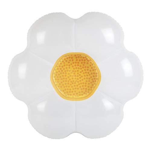 Sunnylife Inflatable Pool Float Inner Tube Floating Ring - Daisy White