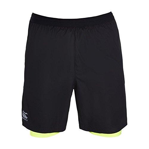 Vapodri 2 in 1 Rugby Training Shorts - Meteorite - size S (Layer Lightweight Bottom Base)