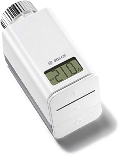 Bosch Smart Home Heizkörper-Thermostat mit App-Funktion (Variante Deutschland)