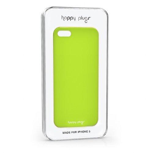 Preisvergleich Produktbild Happy Plugs Schutzhülle für Apple iPhone 5/5S, grün, Grün
