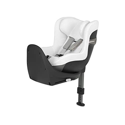 CYBEX Sommerbezug, Für Kinder-Autositz Sirona S i-Size, Weiß