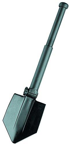 GERBER Erwachsene Glock Feldspaten, mit Säge im Griff, ohne Tasche Klappspaten, Mehrfarbig, One Size -