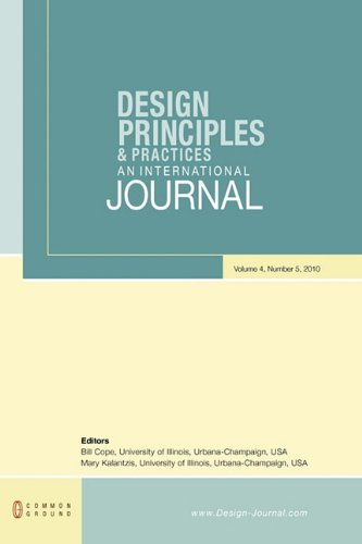 Design Principles and Practices: An International Journal: Volume 4, Number 5