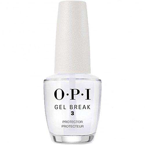 Opi Schritt (OPI Gel Break 3 Protective Top Coat 15ml)