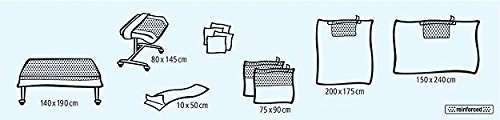 Foliodrape Protect Plus Universal Set I steril 6 Sets