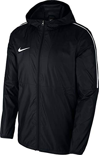 Nike Herren Men's Dry Park18 Football Jacket, Black/White, S