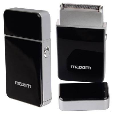 MAXIM Black Slim Foil Shaver