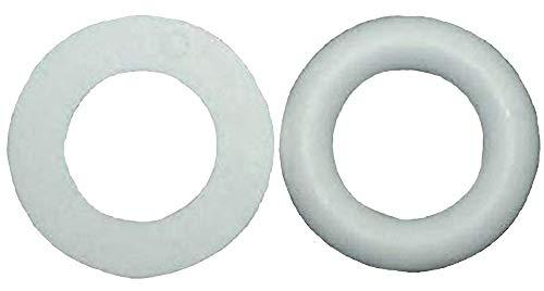 STYROPOR- HALB- RING, 30 cm, RÖMER Vollmaterial / 1 Stück