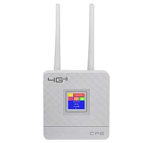 SODIAL Cpe903 3G 4G Punto Caliente Portátil LTE WiFi