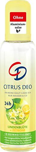 CD Citrus Deo, 2er Pack (2 x 75 ml) -