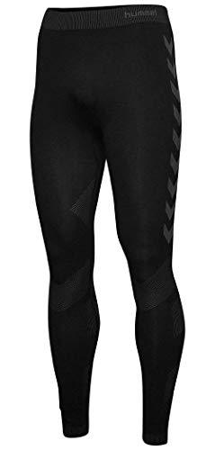 Hummel Collants Homme, Noir, FR : L (Taille Fabricant : M/L)