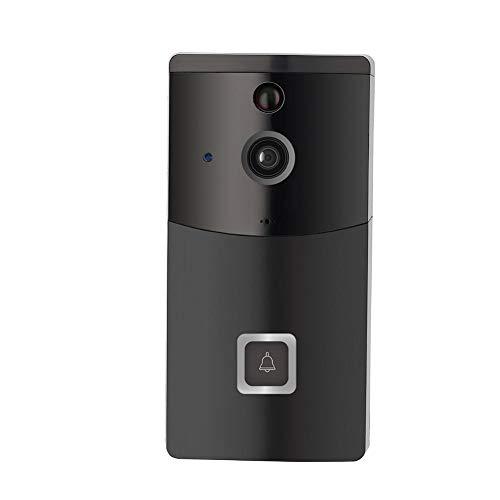 iBaste_Türklingel Wifi Smart Video Türklingel Handy App Fernbedienung Video Intercom Ohne Batterie...