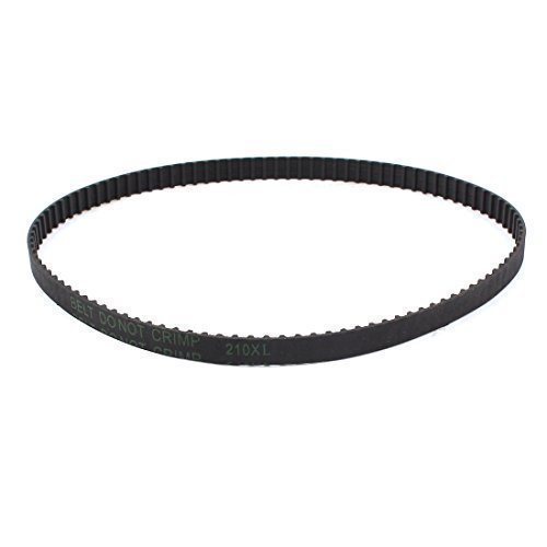 210xl-21-inch-girth-105t-black-rubber-synchro-machine-timing-belt