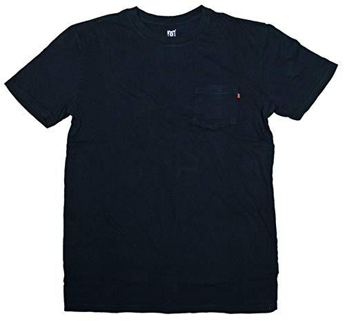 Stash Pocket T-Shirt - Navy - XXL Dc Stash Pocket
