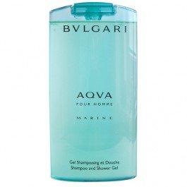 Bulgari Aqua Pour Homme Marine Bagno doccia 200 ml