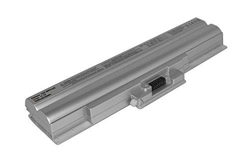 Power Smart® 11,10 V 6 cellules 5200 mAh Batterie pour Sony VAIO fw32, Fw33, VGN-FZ19VN fw340, VGN-S FW350, fw355, VGN-FZ19VN fw35, fw36, VGN-FZ19VN fw373, fw378, VGN-FZ19VN FW37, FW41, VGN-FZ19VN fw45, fw465, VGN-FZ19VNFw46, Fw47, VGN-FZ19VN NP-FW50, fw51, VGN-FZ19VN fw52, Fw54, VGN-FZ19VN fw70, FW71, VGN-FZ19VN fw72, fw73, VGN-FZ19VN FW74, Fw81, VGN-FZ19VN Fw82, Fw83, VGN-FZ19VN fw90, fw91, VGN-FZ19VN fw92 Séries
