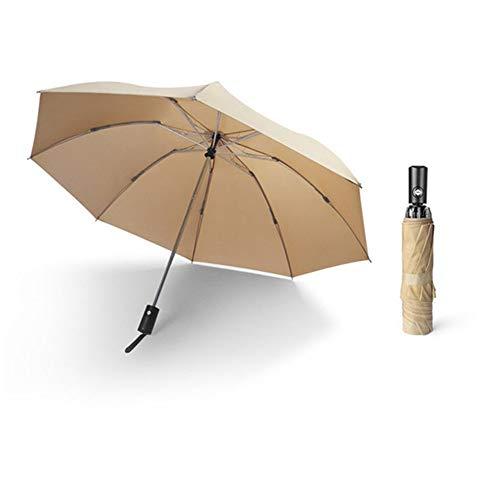 GIRLXV Doppel-Regenschirm, Damen, modisch, automatisch, Regenschirm, Regenschirm,