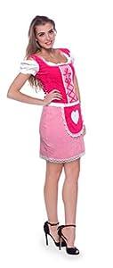 Folat 63395 - Disfraz para mujer, multicolor