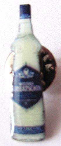Wodka Gorbatschow - Flasche - Pin 30 x 8 mm