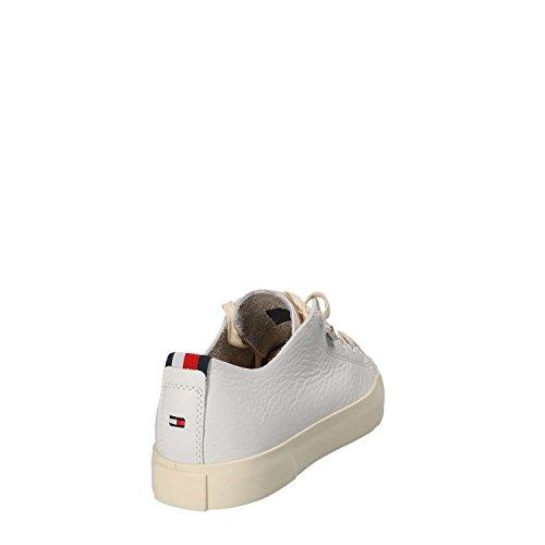 Tommy Hilfiger FM0FM01318 Sneakers Man Blanc