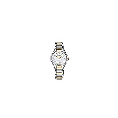Raymond Weil 5124-SPS-00985 Reloj de Damas