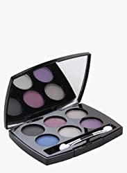 Lakme Absolute ILLuminating Eyeshadow 7.5g +True Colors Nail Paint Free(Colour Assorted)