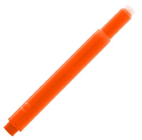 Monteverde Cartridge for Lamy Fountain Pens - Flourescent Orange (Pack of 5)