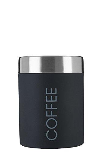 Premier Housewares Kaffee-Kanister,Schwarz