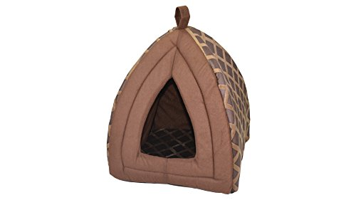 igloo-pet-house-padded-cosy-cave-bed-house-for-dog-cat-kitten-insulated-brown