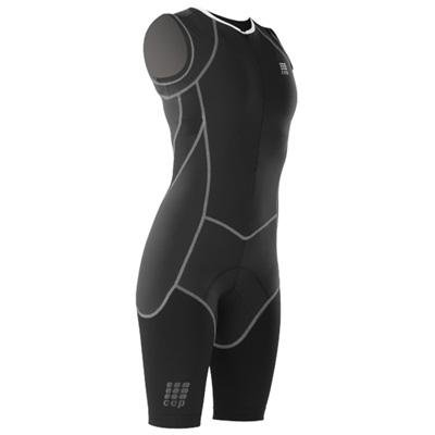 cep Women's Triathlon Skinsuit black Größe M 2013