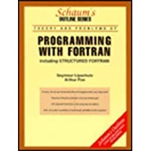 Programming with Fortran IV (Schaum's Outline S.)