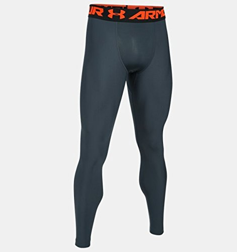 Under Armour Herren Hg Armour 2 Legging Grey