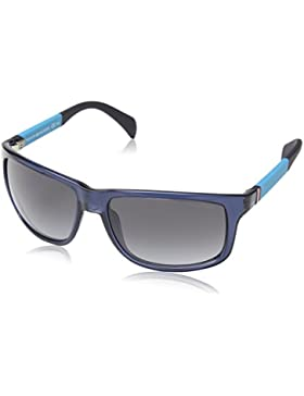 Tommy Hilfiger Sonnenbrille Umwickelt Kristallklare Blaue Th 1257/s 4nj 59