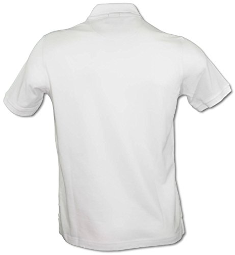 Carlo Colucci Polo-Shirt Weiß