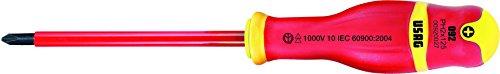Usag 092 ph_0-75 u00920023 giravite per viti con impronta a croce phillips® 1000 v
