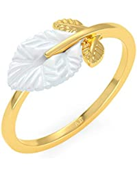 Joyalukkas 22KT Yellow Gold Ring for Girls