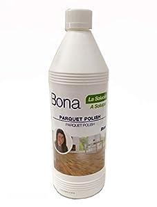 limpiar tarima flotante: BONA - Parquet polish abrillantador parquet