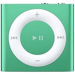 Apple Ipod Shuffle 4th Generation 2GB Mint-Green Mp3 Player